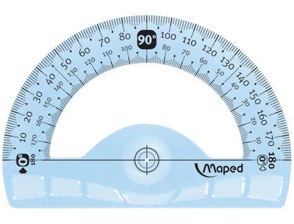 MAPED FLEX RAPPORTEUR 180° 12cm