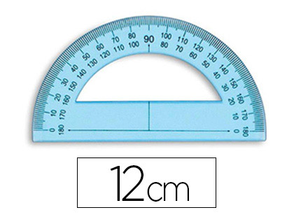 JPC RAPPORTEUR 180° 12cm
