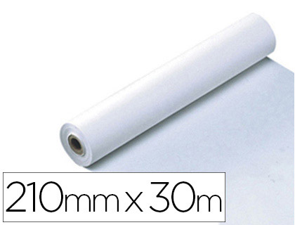 SCHADES BOBINE TELECOPIEUR 210x12.5mm x30m