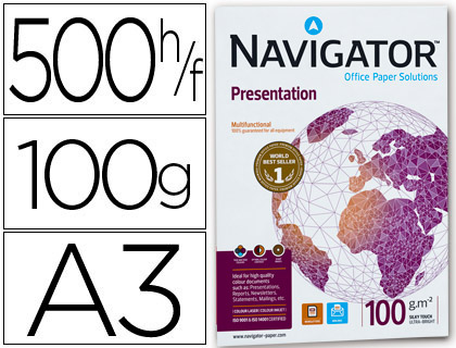 NAVIGATOR PRESENTATION A3 100G