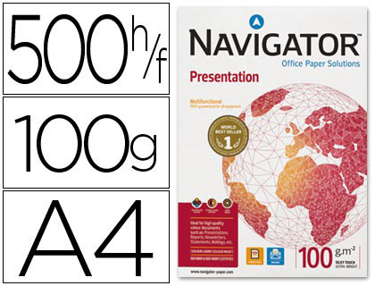 NAVIGATOR PRESENTATION A4 100G