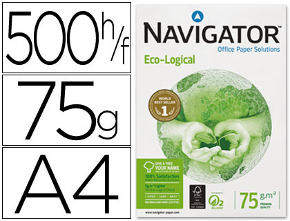 NAVIGATOR ECO-LOGICAL A4 75G