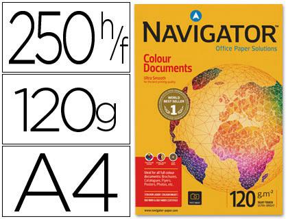 NAVIGATOR COLOUR DOCUMENTS A4 120G