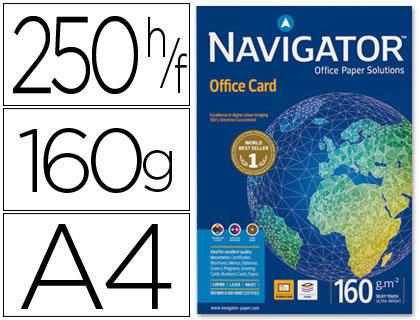 NAVIGATOR OFFICE CARD A4 160G