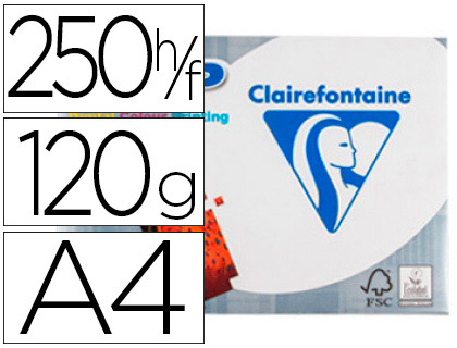 CLAIREFONTAINE DCP A4 120G