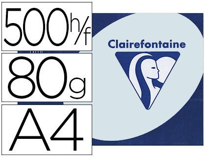 CLAIREFONTAINE TROPHÉE GRIS PERLE A4 80G