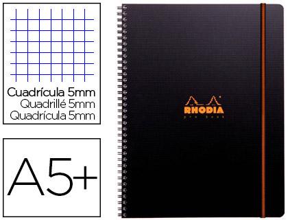 RHODIACTIVE PROBOOK A5+ 5x5 6 TROUS