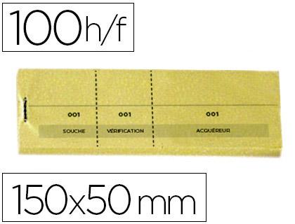LIDERPAPEL BLOC PASSE PARTOUT - 49375