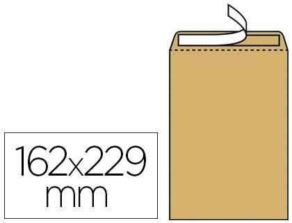 25 POCHETTES KRAFT C5