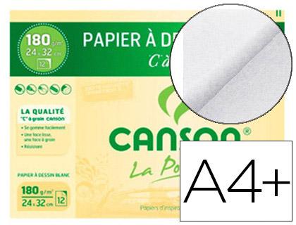C A GRAIN A4+ 180G POCHETTE DE 12