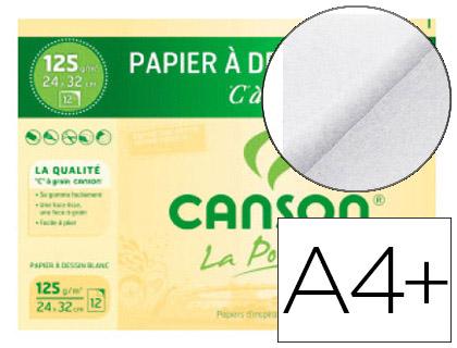 C A GRAIN A4+ 224G POCHETTE DE 12