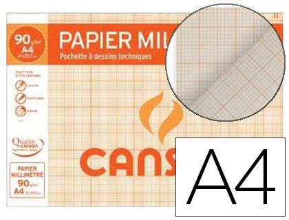 CANSON PAPIER MILLIMETRE - 92087