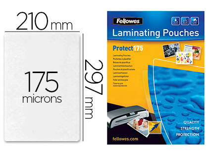 FELLOWES A4 175 Microns