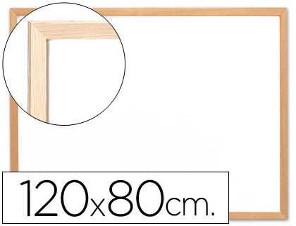 MELAMINÉ CADRE BOIS 120x90CM