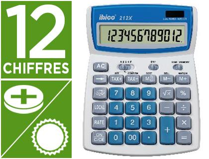 IBICO 212X 12 CHIFFRES