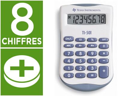 TEXAS INSTRUMENT TI-500 8 CHIFFRES