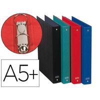 ELBA PVC A5+ ASSORTIS ANNEAUX 30mm