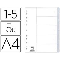 Q-CONNECT PVC NUMÉRIQUE 5 TOUCHES