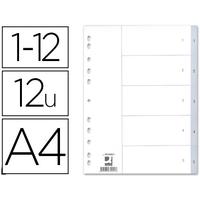 Q-CONNECT PVC NUMÉRIQUE 12 TOUCHES