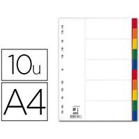 Q-CONNECT PVC A4 10 TOUCHES