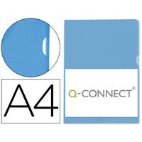 Q-CONNECT POCHETTE COIN ECO BLEU A4