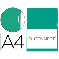 Q-CONNECT POCHETTE COIN ECO VERT A4