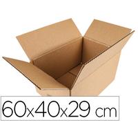 Q-CONNECT CARTON SIMPLE CANNELURE 60x40x29cm