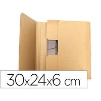 Q-CONNECT BOITE SPECIALE LIVRES 30x24x6cm