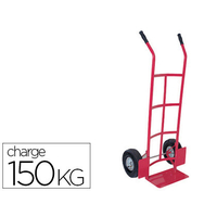 DIABLE PROFESSIONNEL CHARGE 150Kg