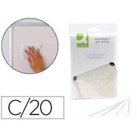 Q-CONNECT CHIFFONS ABSORBANTS
