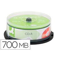 Q-CONNECT CD 700MB TOUR DE 25