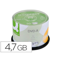 Q-CONNECT DVD-R 4.7Gb TOUR DE 50