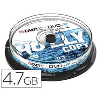 EMTEC DVD+R TOUR DE 10