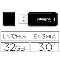 INTEGRAL CLÉ USB 2.0 32Gb MAUVE