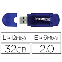 INTEGRAL CLÉ USB EVO 2.0 32Gb