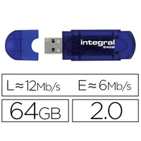 INTEGRAL CLÉ USB EVO 2.0 64Gb