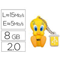 EMTEC CLÉ USB 3D TITI 2.0 8Gb