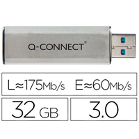 Q-CONNECT CLÉ USB 3.0 32Gb