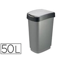 POUBELLE 50L EN PLASTIQUE
