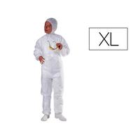 DELTA PLUS COMBINAISON A CAPUCHE POLYPROPYLÈNE TAILLE XL