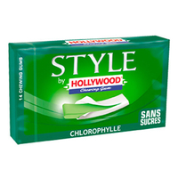 HOLLYWOOD STYLE CHLOROPHYLE 14 TABLETTES