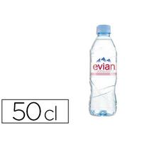 EVIAN BOUTEILLE 50CL