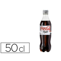COCA COLA LIGHT BOUTEILLE 50CL