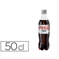 COCA COLA LIGHT BOUTEILLE 50CL