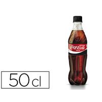 COCA COLA ZÉRO BOUTEILLE 50CL