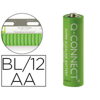 Q-CONNECT PILE AA/LR06 PACK DE 12