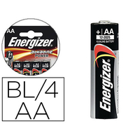 PILES ALCALINES POWER AA/LR06 PACK DE 4