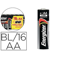 PILES ALCALINES POWER AA/LR06 PACK DE 16