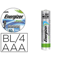 ENERGIZER PILES ECO ADVANCED AAA/LR03 PACK DE 4