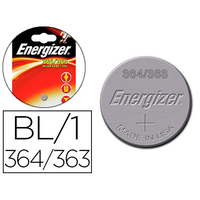 ENERGIZER PILES BOUTON 364/363